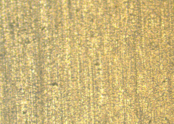 Parkerizing Treated (Microscopic Photo)
