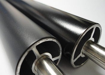 Rollers Developed with Fluoro-Coating